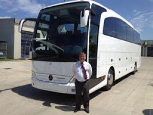 Şehirlerarası otobüslerde Turizmciler Tourismo ve Travego dedi