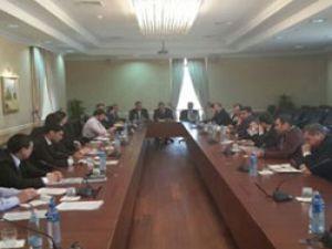 İran ve Türkmenistan ile sınır kapılarında yaşanan sorunlar görüşüldü