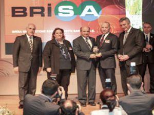 """İnovasyon Ödülleri'nde Brisa, """"Stratejik Planlama Ödülü"""" ne layık görüldü"""