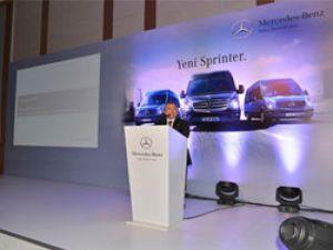 Yenilenen hafif ticari modelleriyle Mercedes İstanbul'da