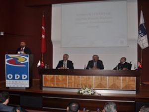 ODD Genel Kurul Toplantısı sektöre dair bilgiler verdi