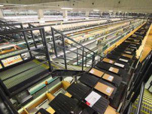 UPS tarafından genişletme çalışmaları biten Bonn Hava Aktarma Merkezi açıldı