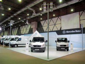 Mercedes-Benz Türk, ARÜSDER fuarında ilk kez yerini aldı