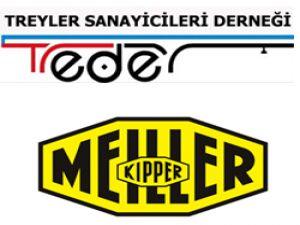 MEILLER'İN En Genç Şirketi Meiller Doğuş Damper de TREDER'e Katıldı