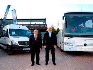 Mercedes-Benz Türk Turizm Sezonunu Sektörünün Kalbi Antalya'da Açtı