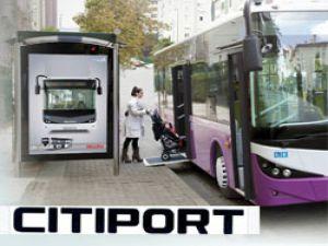 Isuzu 12 metrelik otobüsünü üretti.