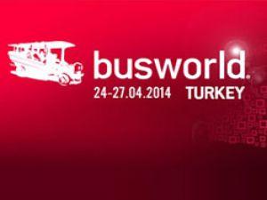 Busworld Turkey 5. defa kapılarını açacak