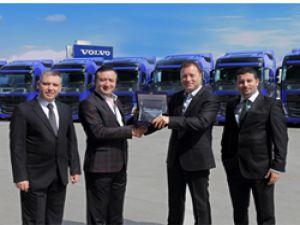 Köknar Taşımacılık, filosuna kattığı 10 adet yeni seri FH ile Volvo'dan vazgeçmiyor