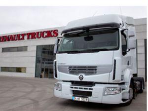 Hilal Trans Filosundaki Renault Trucks Sayısnı 94e Çıkardı