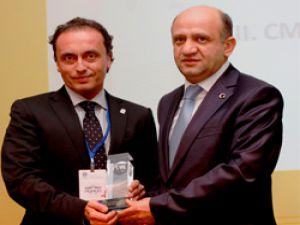 CMS' ye TAYSAD İhracat Ödülü