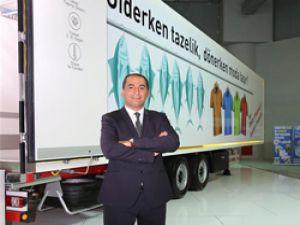 Otokar TIREXPO Fuarı'na uzmanlığının ürünü araçları ile çıkartma yaptı