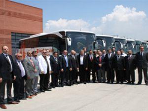 İstanbul Seyahat araç alımında Mercedes-Benz'i tercih etti