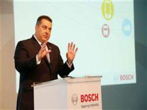 Türkiye'nin yıllık ihracatının yüzde 1'ini sağlayan Bosch Türkiye, son üç yılda AR-GE'ye 66 milyon Euro harcadı