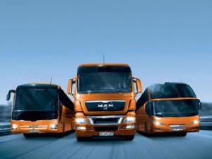 MAN TopUsed ikinci el otobüsleri roadshow ile görücüye çıkıyor