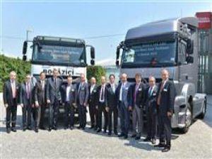 İnşaat sektörü Mercedes-Benz kamyonlarıyla büyüyor