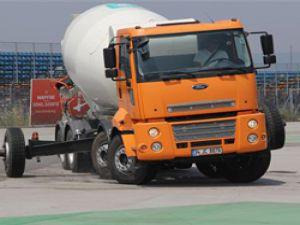 Ford Otosan'dan hazır beton ve akaryakıt sektörüne özel güvenli sürüş eğitimi