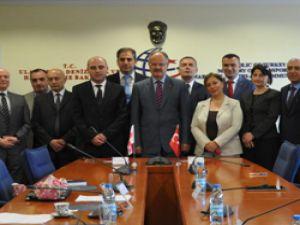 Türkiye-Gürcistan KUKK Toplantısı Gerçekleştirildi