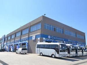Temsa İzmirde yetkili servis açtı