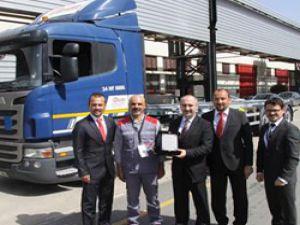 Alışan Lojistik yeni Otokar semi treyler yatırımı ile hizmet kapasitesini arttırıyor