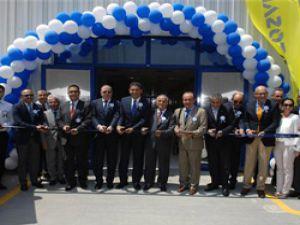 Ford Otosandan yeni bir yatırım daha! İnönü Motor Test Merkezi hizmete açıldı