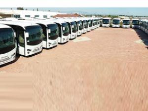 Esay Otomotiv 140 Otobüs Teslimatı yaptı