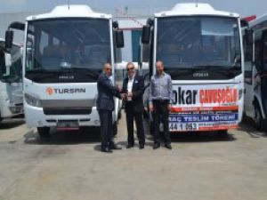 Otokar'dan Tursan'a Sultan teslimatı