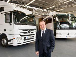 Mercedes-Benz Türk 2014'ün ilk 6 ayını rekorlarla kapattı