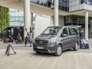 Yeni Mercedes-Benz Vito Dünya Lansmanı Berlin'de Gerçekleşti