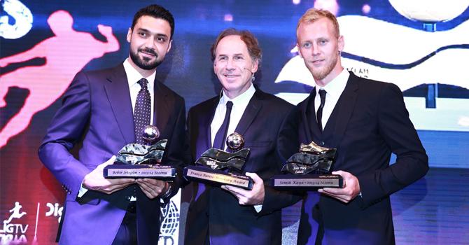 'En Sağlam Defans' Ödülleri  muhteşem gecede sahiplerini buldu