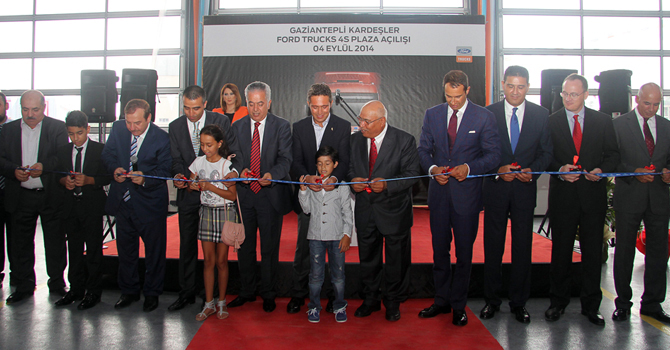 Ford Trucks'tan Yeni Bayi