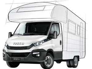 "Iveco ""Caravan Salon"" Düsseldorf'ta"