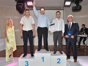 """""""Mercedes-Benz Türk Teknisyen Olimpiyatları 2014"""" tamamlandı"""