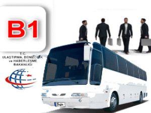 KUGM, B1 yetki belgeli taşımacılara uyarılarda bulundu