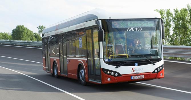 Bozankaya elektrikli otobüsünü tüm dünyaya tanıttı