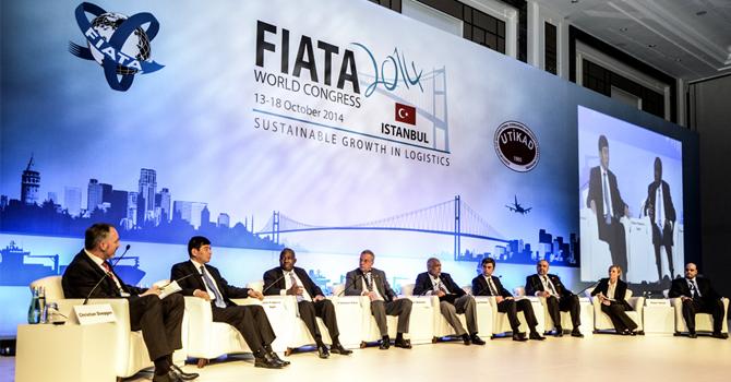 FIATA Dünya Kongresi 2014 İstanbul'da Yapılıyor