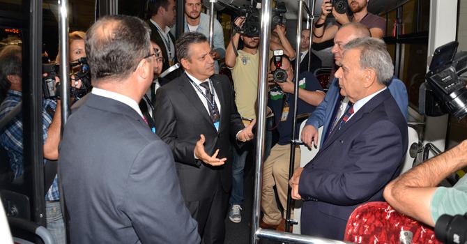 Temsa İzmir Kent Expo Fuarında