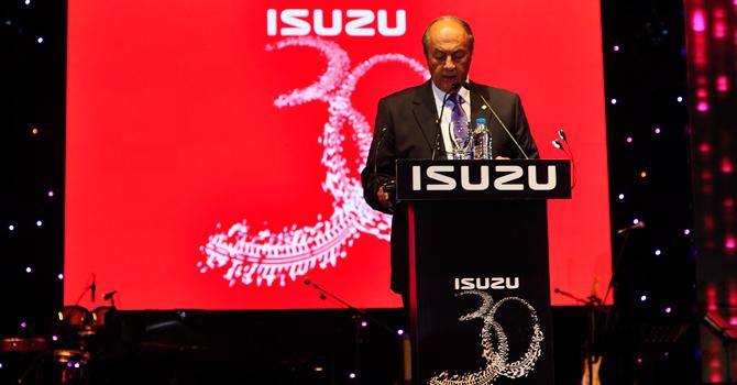 Anadolu ISUZU 30'ncu yaşını kutladı
