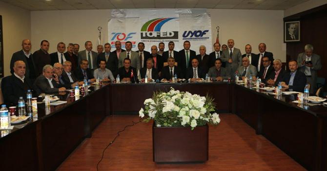 Türkiye Otobüsçüler Konseyi'nden Galip Öztürk'e destek