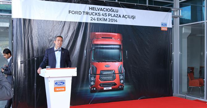 Ford Trucks, Muğla'ya da Bayii açtı