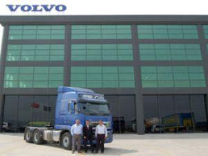 Doğusan İnşaat'ın, işleri Volvo FH16 750'ye emanet
