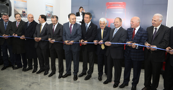 Ford Trucks'tan Erzurum'a yeni yatırım