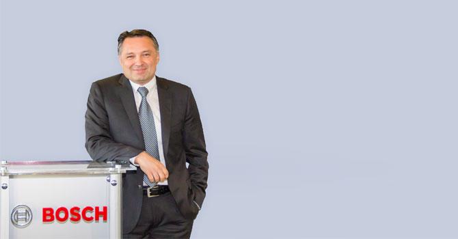 Bosch ,Ticari Genel Müdürü Gökhan Karagöl oldu