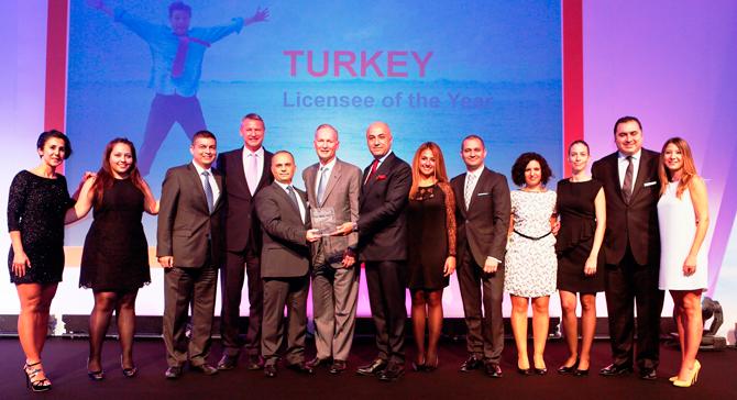Avis & budget Uluslararası ödülünü aldı
