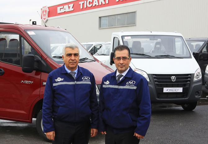 Gaz Group Sakarya Fabrikaya 15 milyon € yatırdı