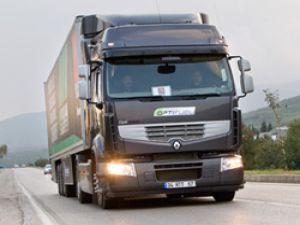 Renault Trucks ve Michelin en tasarruflu şoförü arıyor