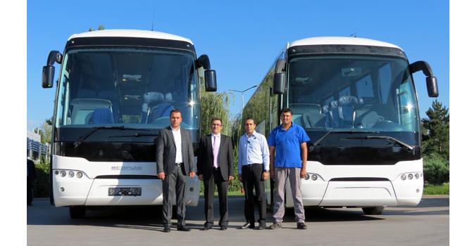 Jet Turizm 6 NEOPLAN Tourliner satın aldı