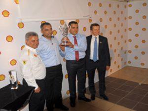 Shell & Turcas'ın Antalya istasyonu dünya şampiyonu oldu!