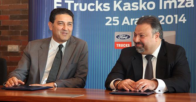 F Trucks Kasko HDI sigorta ile anlaştı
