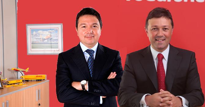 Vodafone ve DHL arasında büyük anlaşma