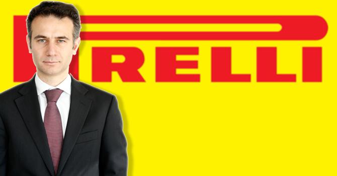 Türk Pirelli'ye Yeni Ticaret Direktörü